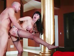 Eva Karera and Will Powers are fucking so hard tube porn video