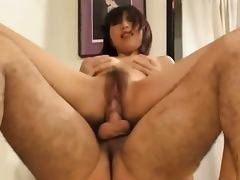 Extreme japanese anal hairy deepfucking tube porn video
