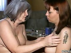 Nasty old woman gets horny part4 tube porn video