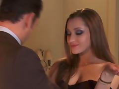 Dani Daniels fucks and sucks hard cock tube porn video