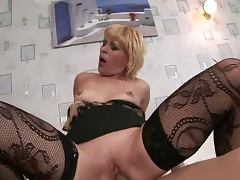 milf in black stockings tube porn video
