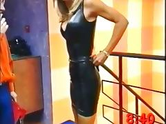 Latex Dress tube porn video