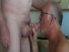 Mature Bi Men tube porn video