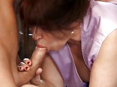 Asian Anal videos. Perfect Asian anal sex on the sofa with two hot bitches
