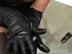 Gloves videos. Sometimes gloves are being used during sex in order to increase the enjoyment
