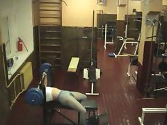 Girl in pantyhose tube porn video