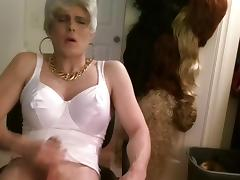 Crossdressers videos. Crossdressers are always glad to have experiments when it comes to sex