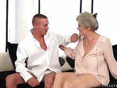Grannies videos. Our mature but yet sexy grannies gladly spread their legs to get nailed