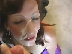 Non stop facials 2 tube porn video