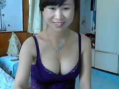 beijing chinese woman masturbates on web camera tube porn video