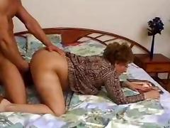 Hairy Granny Catches Grandson Jacking tube porn video