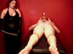 Caning By Buxom Mistress tube porn video
