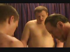 Wifes Birthday Gangbang tube porn video