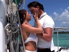 hardcore fucking on the open seas tube porn video