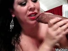 Chubby big boobed dark haired slut part3 tube porn video
