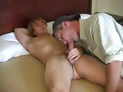 Daddy Wakes Up a Boy not His Son tube porn video
