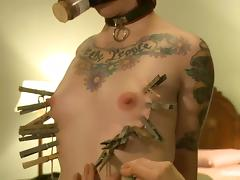 Two obedient slut housemaids get punished by their kinky mistress tube porn video