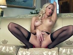 Samantha Alexandra is a very naughty girl with a very fuckable body, tube porn video