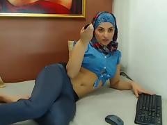 Arabe girl webcam tube porn video