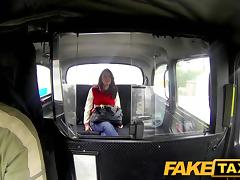 FakeTaxi: Breathtaking thief pays the price tube porn video