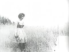 Retro Porn Archive Video: Femmes seules 1950's 06 tube porn video