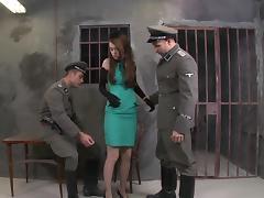 Misha Cross leman yon a handful of military guys tube porn video
