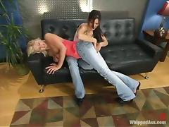 Fair-haired Staci Thorn gets tied up plus stuffed at the end of one's tether Shy Cherish tube porn video