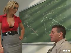 Brazzers Vault: How To Handle Your Students: 101 tube porn video