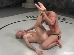 Unbeatable Syd Blakovich gets punished by DragonLily tube porn video