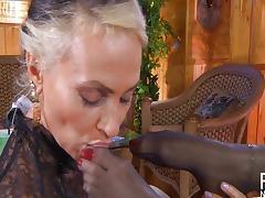 Russian lesbian love strapon tube porn video