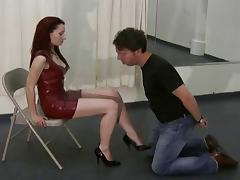 Ball busting mistress Jynx tube porn video