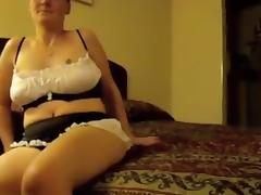 Maid got fucked in a hotel room tube porn video