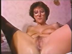 Retro German tube porn video