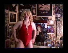 crossdressing as a lifeguard tube porn video