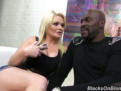 Fantastic Babe Alexis Ford Gets Fucked By Big Black Cock tube porn video