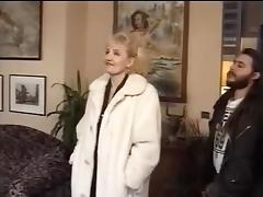 French granny Dany tube porn video