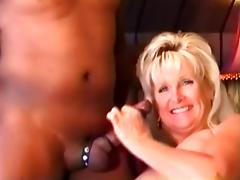 Cuckold interracial clean up tube porn video