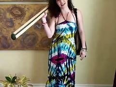 ATKGirlfriends video: Day in the life of: Sativa Verte tube porn video