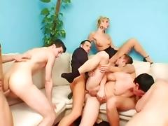 Ambisexual Party - Fantasy Team (PART) two tube porn video