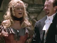 Medieval blonde Jessica Drake blows and gets fucked like never before tube porn video