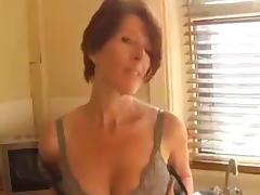 Teasing Aunty Bev tube porn video