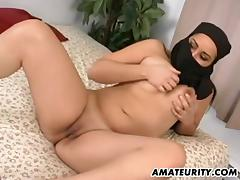 Chubby brunette milf blows and gets her twat drilled from behind tube porn video