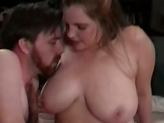 Amateur homemade with a chubby wife tube porn video