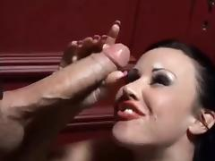 Goth fuck BB tube porn video