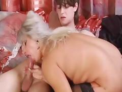 Russian Mature And Boy tube porn video