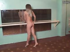 Italjanka - Gymnastic Video part 3 tube porn video