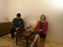 russian granny and dude..the making of. tube porn video