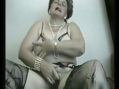 Classic Hairy Mature R20 tube porn video