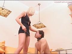 Russian-Mistress Video: Lera tube porn video