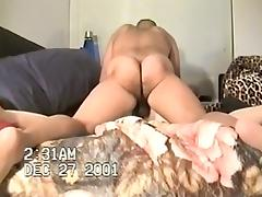 Curly non-professional housewife knows how to fuck missionary cowgirl tube porn video